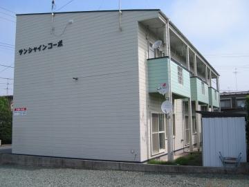サンシャインコーポ3号 (1階)